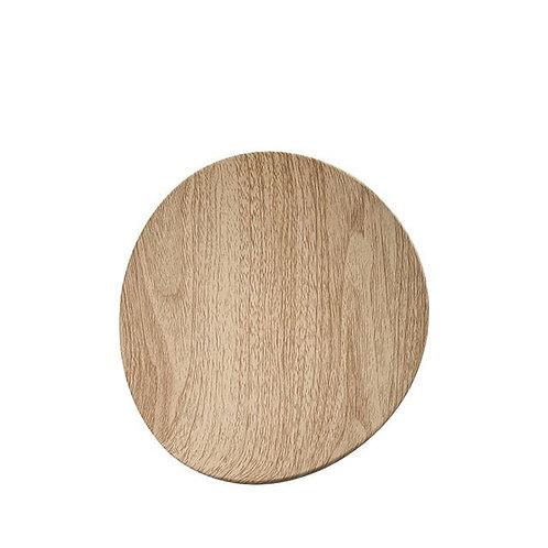 מנורת קיר דמוי עץ