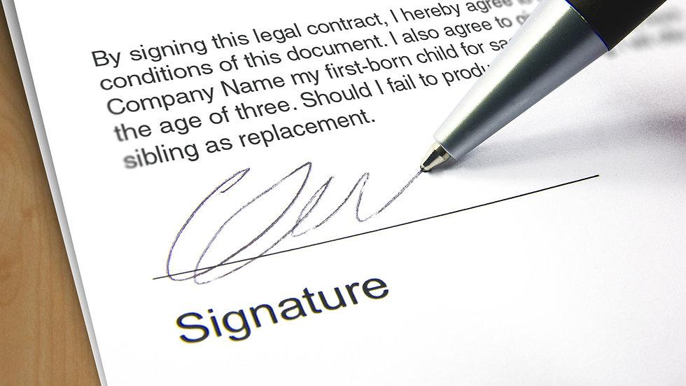 Legal Document Preparation