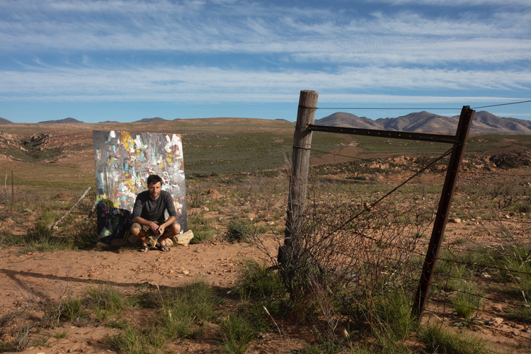 ARTIST ON RESIDENCY