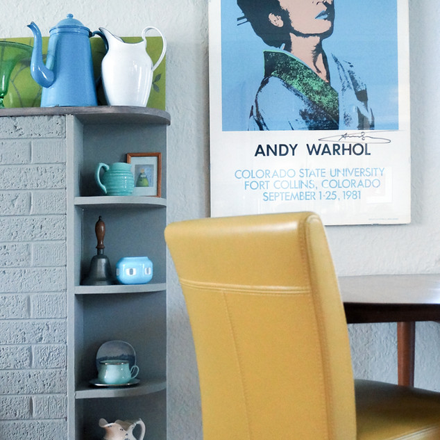 artist's abode