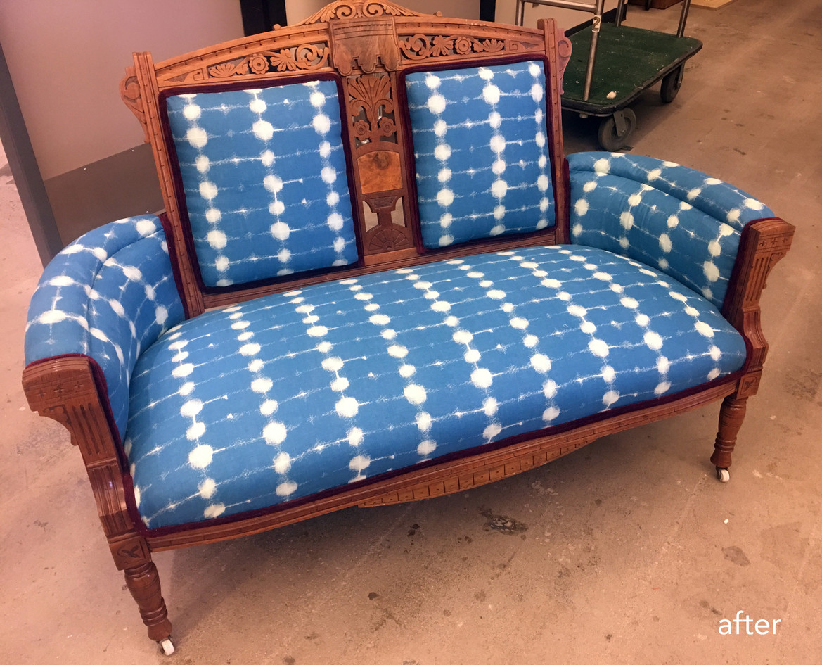 Reinventing Furniture_Settee After