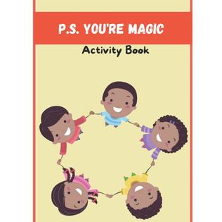 P.S. You're Magic: Activity Book
