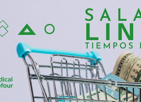 SALARIO LINEAL TIEMPOS PARCIALES
