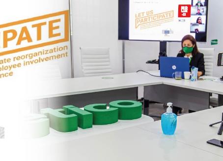 """Fetico participa en el Seminario Transnacional """"Co-Gobernanza Empresarial."""