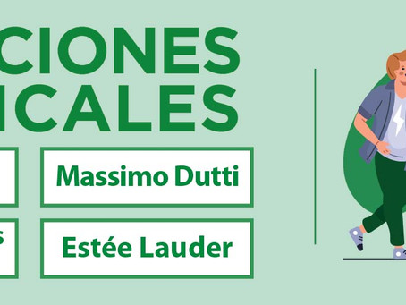 Fetico sigue creciendo en Goiko, Massimo Dutti, Estée Lauder y  Supermercados Carrefour.