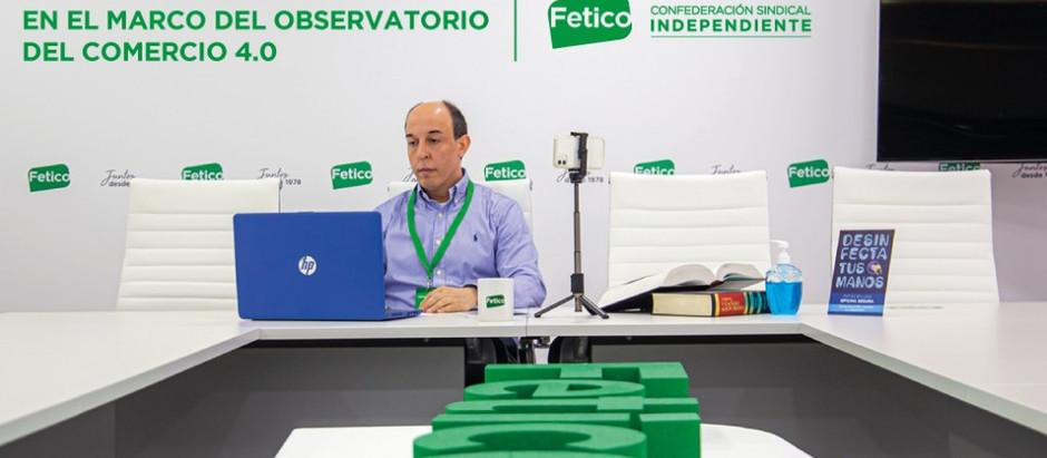 Fetico forma parte del grupo de trabajo del Observatorio del Comercio 4.0