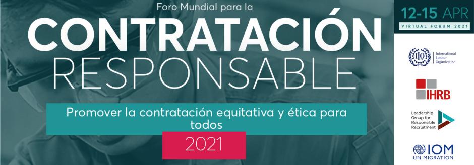 Fetico participa en el Foro Mundial para la Contratación Responsable