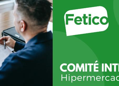 COMITÉ INTERCENTROS HIPERMERCADOS 19/02/2021