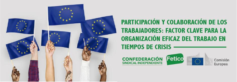 Fetico lidera un nuevo proyecto a través de los programas de Promoción del diálogo social Europeo.