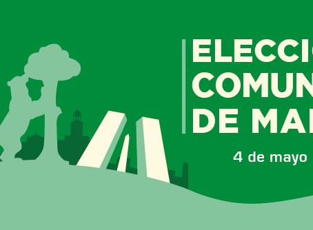 ¿Puedo votar el 4 de mayo en las Elecciones de la Comunidad de Madrid? Fetico te aporta las claves