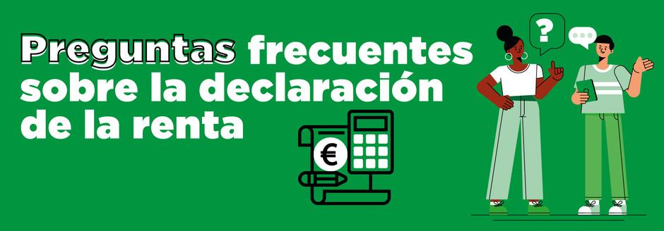 Fetico resuelve las principales dudas de la Declaración de la Renta 2020
