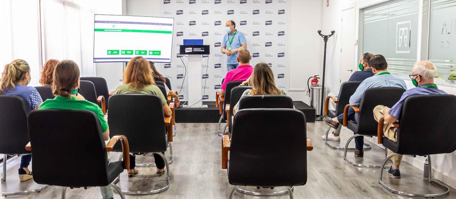 Taller formativo sobre El Sistema de Formación Profesional para el Empleo
