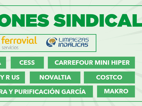 La Confederación Sindical Independiente Fetico suma 49 delegados/as