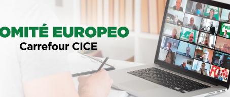 Fetico participa en el Comité Europeo de Carrefour (CICE)