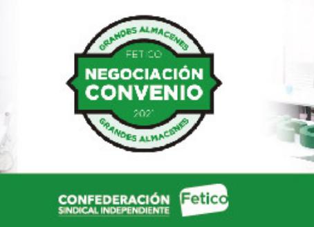 Charo Torres y Miguel Amaya aportan las claves del Convenio de Grandes Almacenes