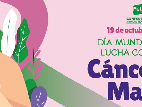 Día Mundial de la lucha contra el Cáncer de Mama