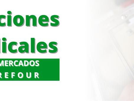 Elecciones Sindicales Hipermercados Carrefour