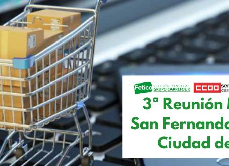 Acuerdo MSCT Online San Fernando de Henares y Ciudad de la Imagen