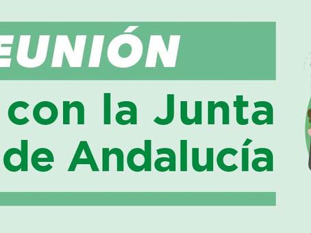 Fetico se reúne con la Directora General de Comercio de la Junta de Andalucía