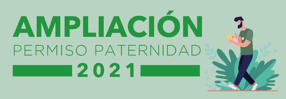 Claves de la Ampliación del Permiso por Paternidad 2021
