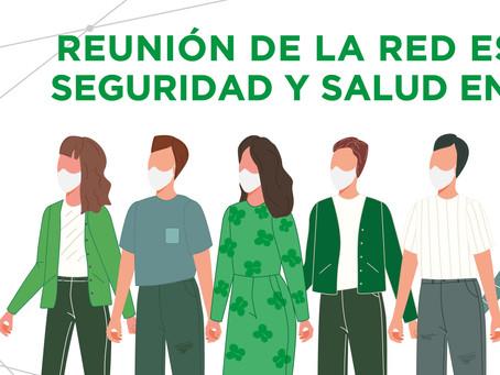Fetico traslada sus propuestas a Red Española de Seguridad y Salud en el Trabajo
