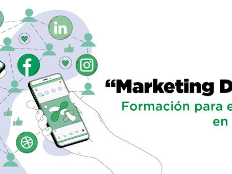"""Fetico participa en el Curso """"Formación de formadores para promover el emprendimiento digital"""""""