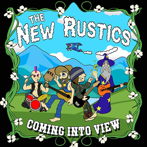"The New Rustics -""Winson-Salem Blues"""
