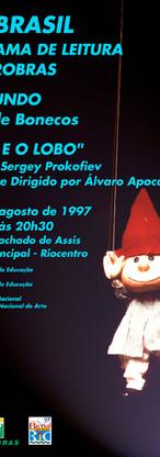 Giramundo - Teatro de Bonecos