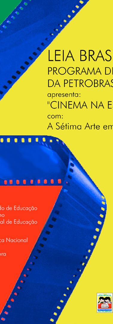 Exposição sobre Cinema na Escola