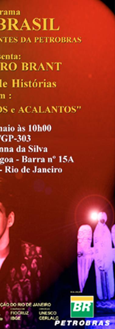 José Mauro Brant nas Escolas