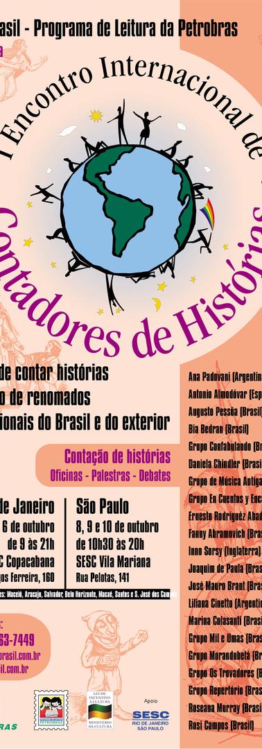 I Encontro Internacional de Contadores de História