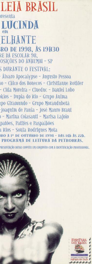 Elisa Lucinda para Professores