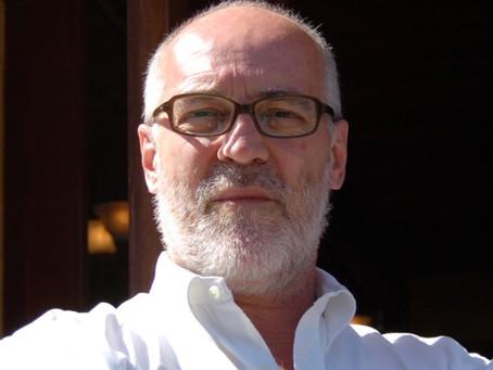 Jason Prado conversa com Ezequiel Theodoro da Silva