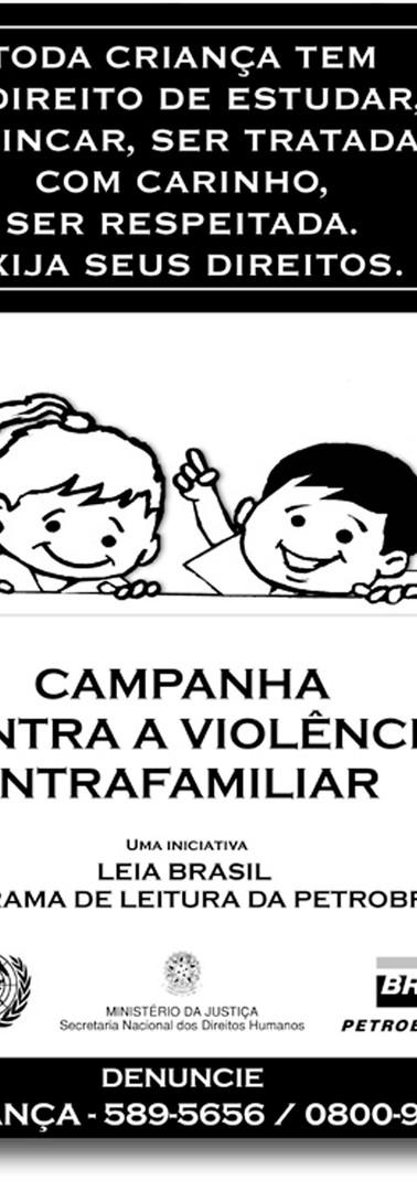 Campanha contra Violência