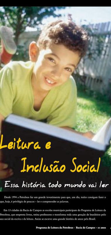 Leitura e Inclusão Social