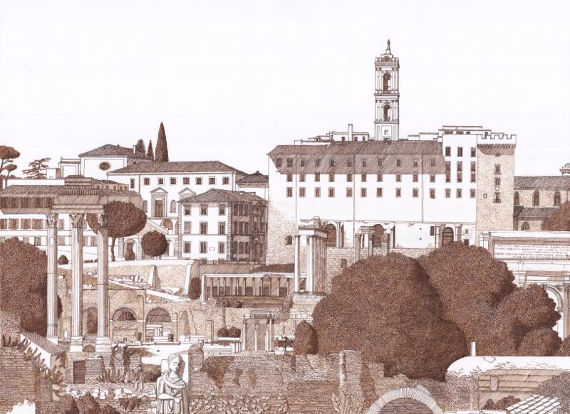 Rome, le Capitole vu du Forum.png