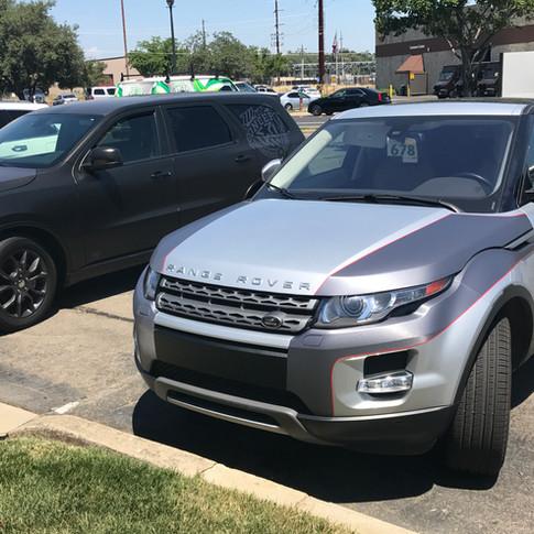 Range Rover Accent Stripes