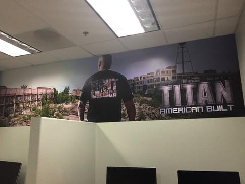 Custome Wall Graphics & Murals