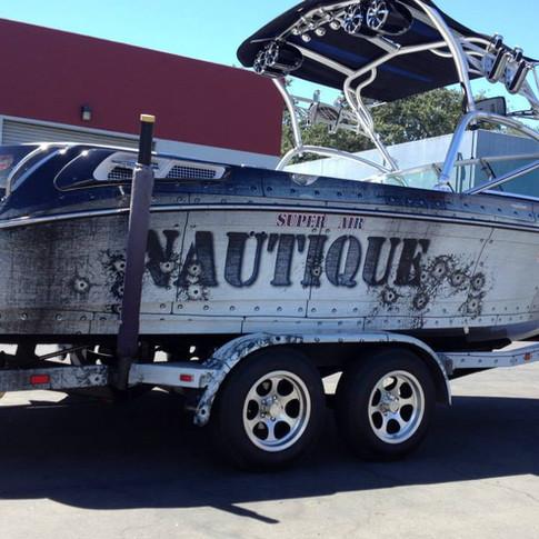 Ski Natique Boat Wrap