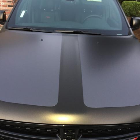 Dodge Durango Color change Wrap