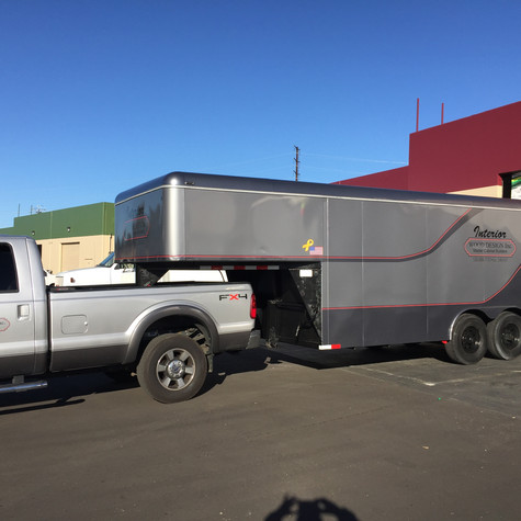 Truck & Trailer Wrap