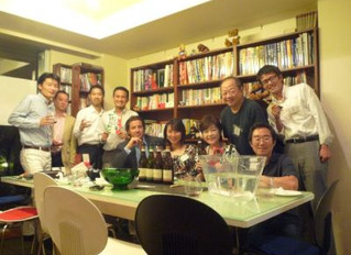 MBA Graduates & Candidates Get-Together Salon at the SNACK銀座