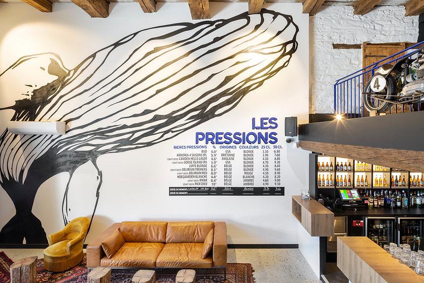 rénovation bar saint breiuc plérin architecte architecture