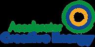 Das offizielle Logo für den Accelerator Creative Energy.