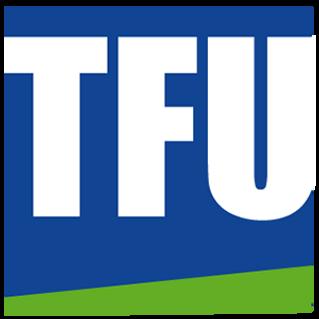 Logo der TFU GmbH. Linkziel: www.tfu.de