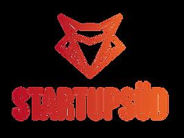 Logo StartupSÜD. Verlinkung zu www.startupsued.de