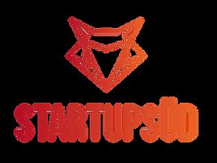 Logo StartupSÜD. Linkziel: www.startupsued.de