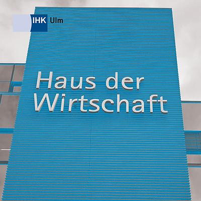 IHK Ulm Gründertag mit Ulmer Pitch 2021.