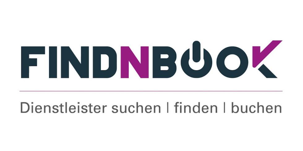 Logo FindNBook. Dienstleister suchen, finden, buchen.