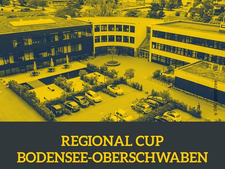 JETZT BEWERBEN für den Regional Cup Bodensee-Oberschwaben